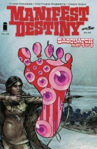 Manifest Destiny #22 (2016)
