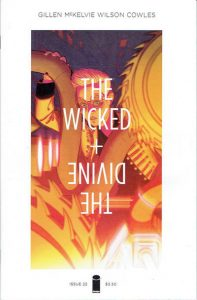 The Wicked + The Divine #22 (2016)
