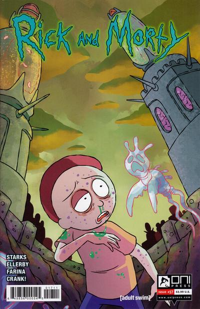 Rick and Morty #17 (2016)