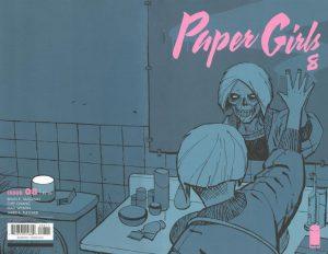 Paper Girls #8 (2016)