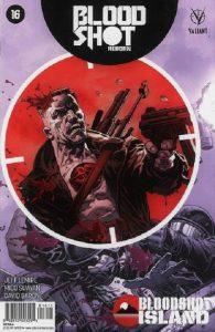 Bloodshot Reborn #16 (2016)