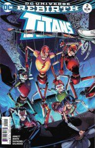 Titans #2 (2016)