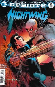 Nightwing #2 (2016)