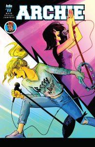 Archie #11 (2016)