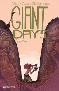 Giant Days #17 (2016)