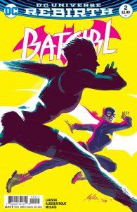 Batgirl #2 (2016)