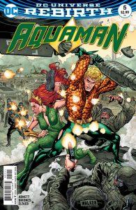 Aquaman #5 (2016)