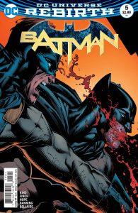 Batman #5 (2016)