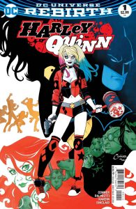 Harley Quinn #1 (2016)