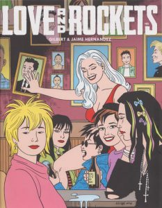 Love and Rockets #1 (2016)