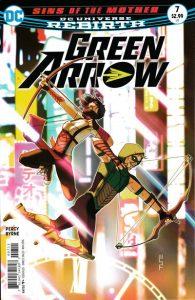 Green Arrow #7 (2016)