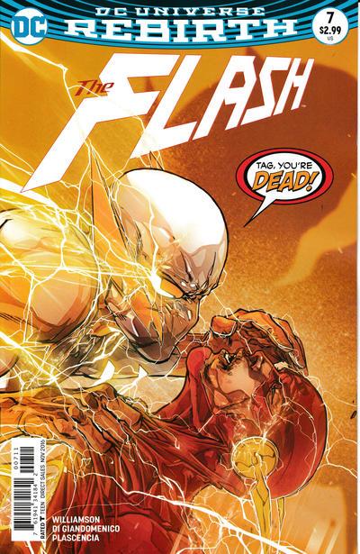 The Flash #7 (2016)