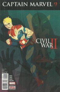 Captain Marvel #9 (2016)