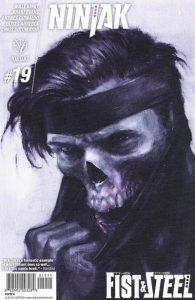 Ninjak #19 (2016)