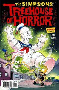 Treehouse of Horror #22 (2016)
