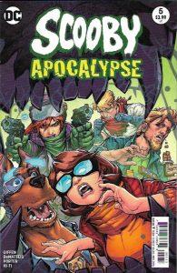 Scooby Apocalypse #5 (2016)
