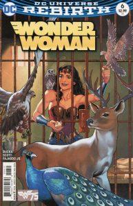 Wonder Woman #6 (2016)