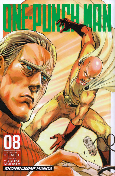 One-Punch Man #8 (2016)