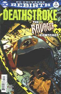 Deathstroke #3 (2016)
