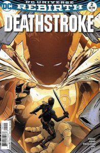 Deathstroke #2 (2016)