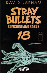 Stray Bullets: Sunshine & Roses #18 (2016)