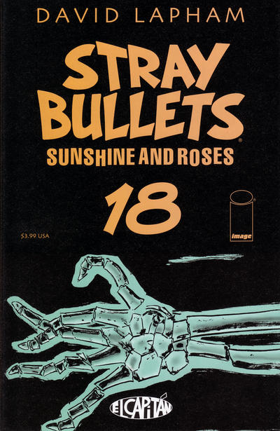 Stray Bullets: Sunshine & Roses #18 (2016)