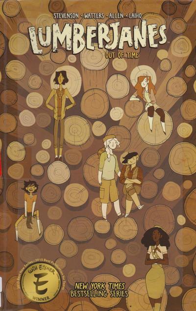Lumberjanes #4 (2016)