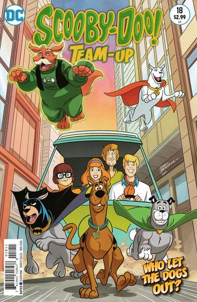 Scooby-Doo Team-Up #18 (2016)