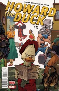Howard the Duck #11 (2016)