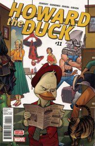 Howard the Duck #11 (2016)