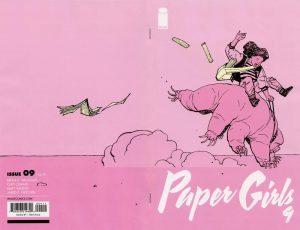 Paper Girls #9 (2016)