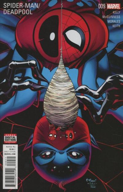 Spider-Man/Deadpool #9 (2016)