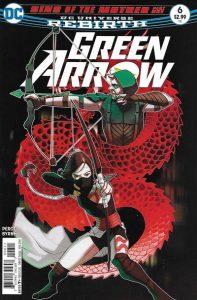 Green Arrow #6 (2016)