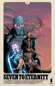 Seven to Eternity #1 (2016)