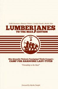 Lumberjanes to the Max Edition #2 (2016)