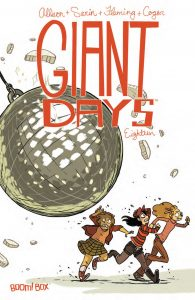 Giant Days #18 (2016)