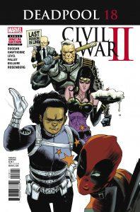 Deadpool #18 (2016)