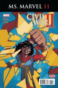 Ms. Marvel #11 (2016)