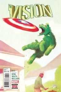 Vision #11 (2016)