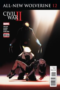 All-New Wolverine #12 (2016)