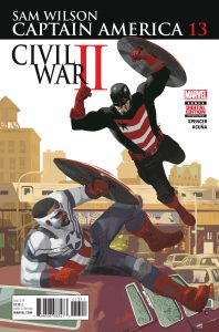 Sam Wilson: Captain America #13 (2016)