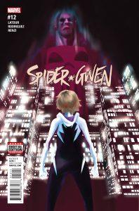 Spider-Gwen (Vol. 2) #12 (2016)