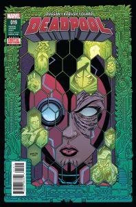 Deadpool #19 (2016)