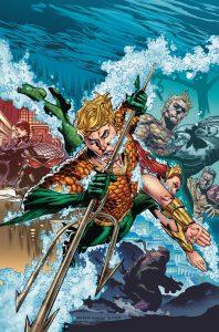 Aquaman #7 (2016)