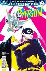 Batgirl #3 (2016)