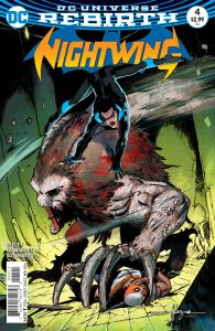 Nightwing #4 (2016)
