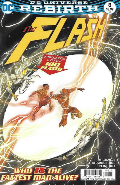The Flash #8 (2016)
