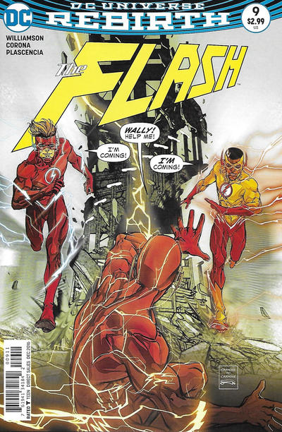 The Flash #9 (2016)