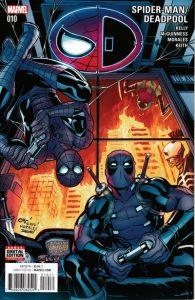 Spider-Man/Deadpool #10 (2016)