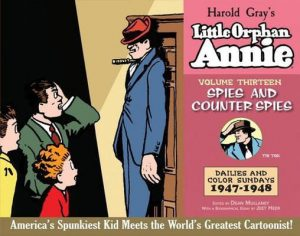 The Complete Little Orphan Annie #13 (2016)
